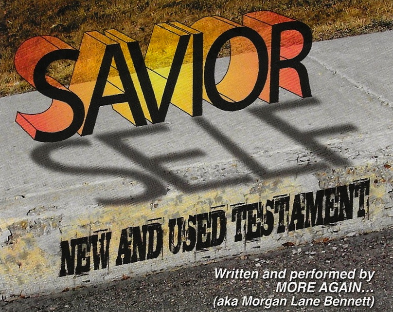 Savior Self poster